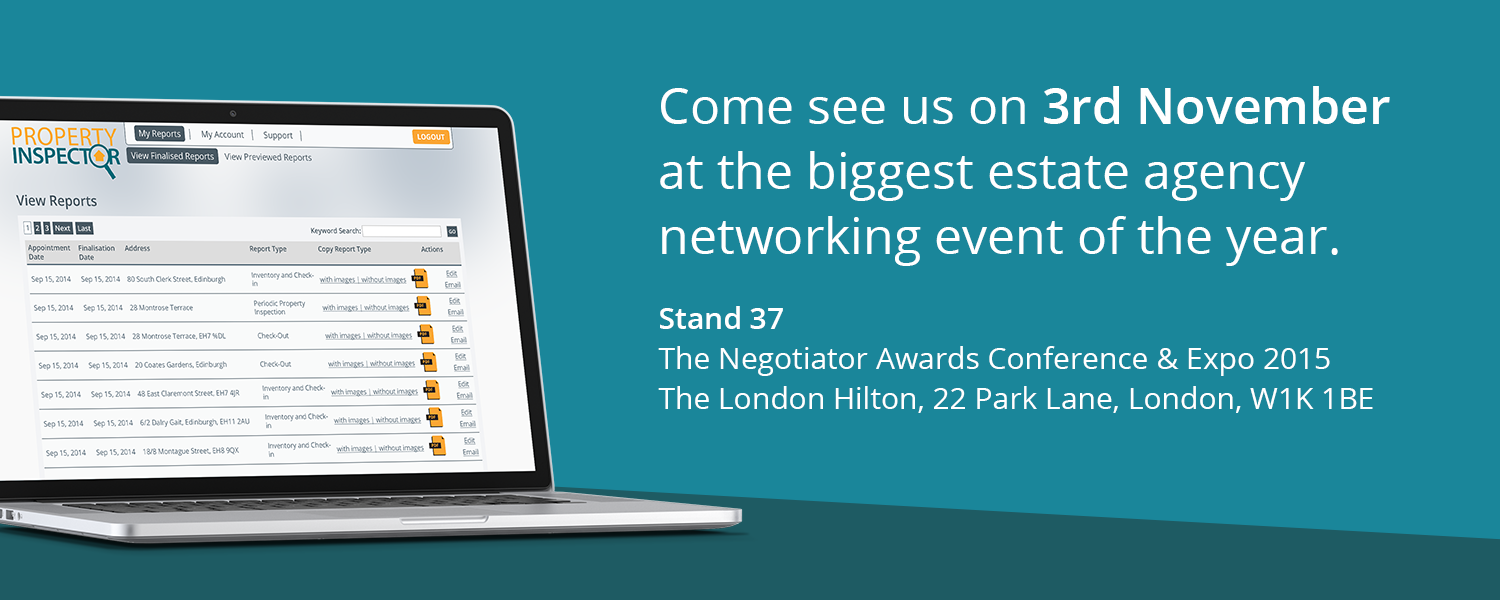 Negotiator Awards Conference 2015 Graphic